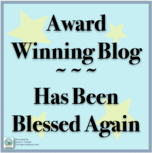 Award Winning Blog Award